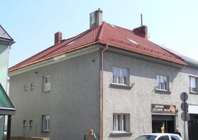 Rekonstrukce Frýdlant