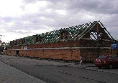 Novostavba na Olešné